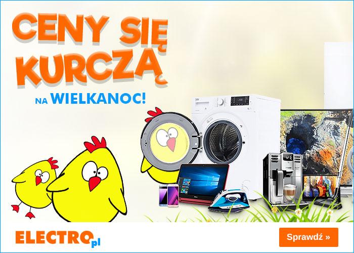 Ceny się kurczą w Electro na Wielkanoc! Sprawdź okazje!