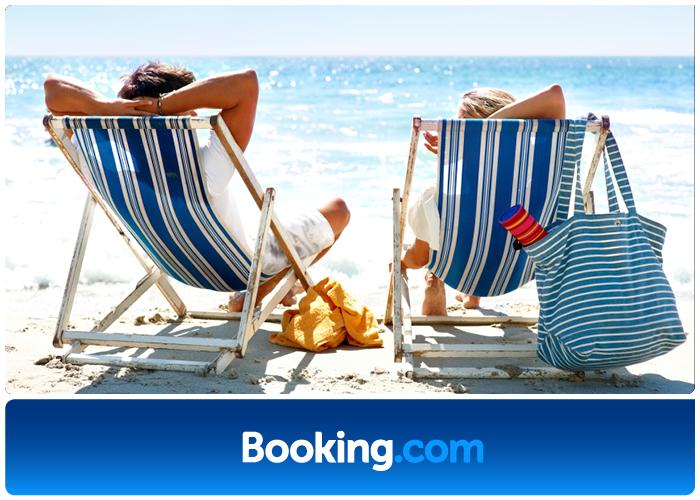 Booking.com już w Refunder! Zarezerwuj własny kawałek raju jeszcze dziś!