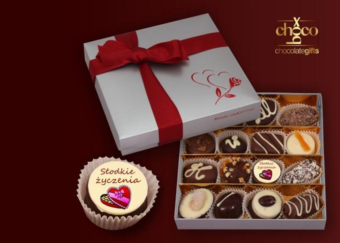 Złóż słodkie życzenia dla Mamy. Teraz -15% na czekoladki w ChocoBox