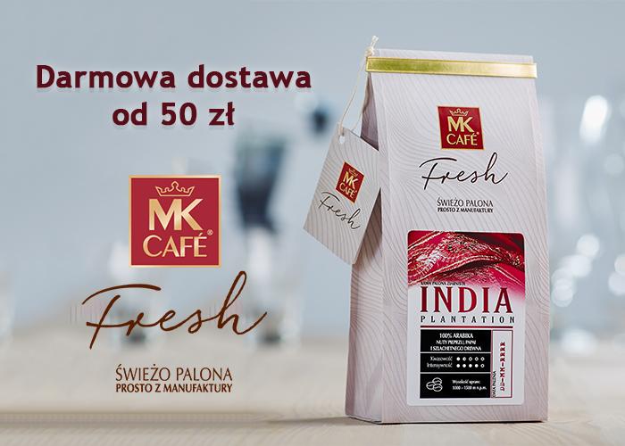 Darmowa dostawa od 50 zł + 7 zł cashback na każde zamówienie.