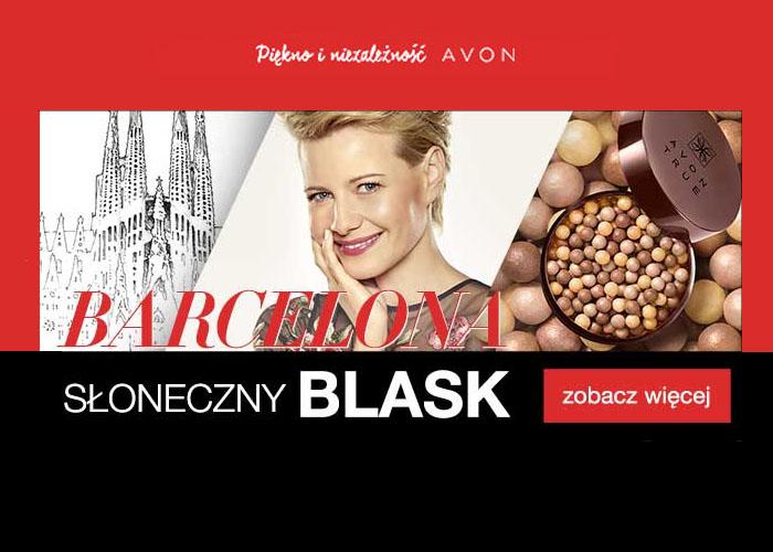 Odkryj słoneczny blask marki AVON w promocyjnej cenie!