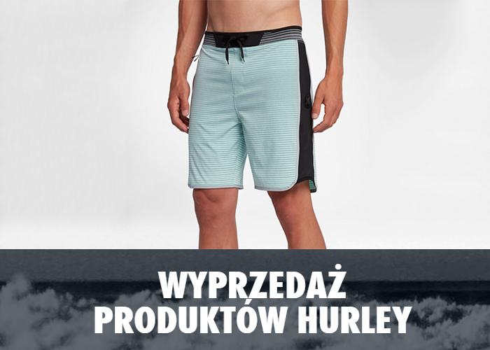 Aż do -30% na produkty Hurley + zwiększony cashback!