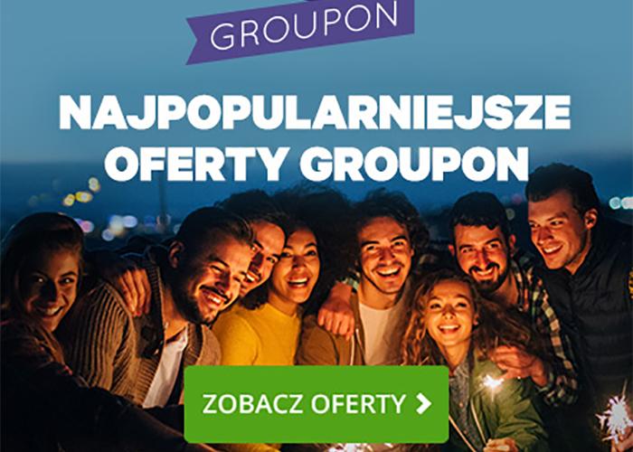 Best of Groupon - najpopularniejsze oferty w Twoim Mieście