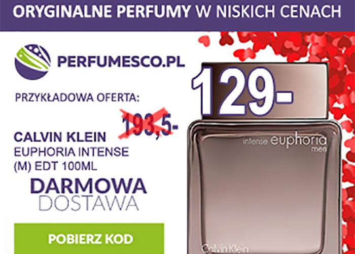 Kupuj ekskluzywne i wyjątkowe perfumy z darmową dostawą
