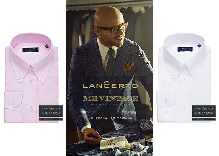 Odkryj nową kolekcję limitowaną Lancerto we współpracy z Mr. Vintage