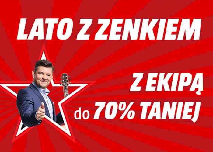 Do 70% taniej!