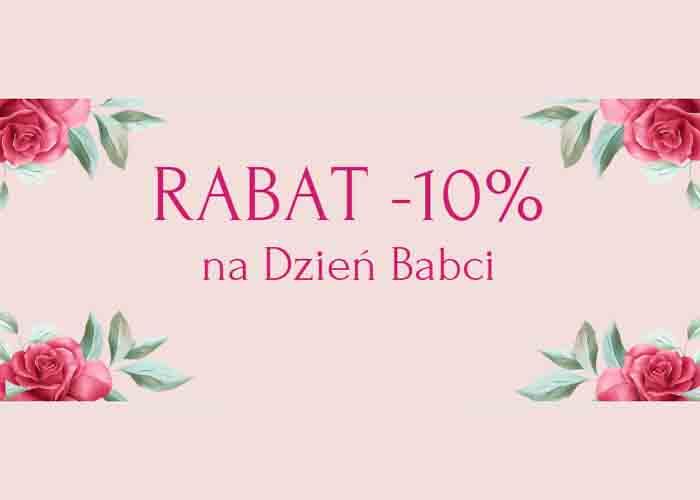 Rabat -10%!