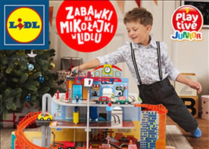 Zabawki na Mikołajki!