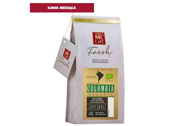 Kawa miesiąca - Colombia organic -15%