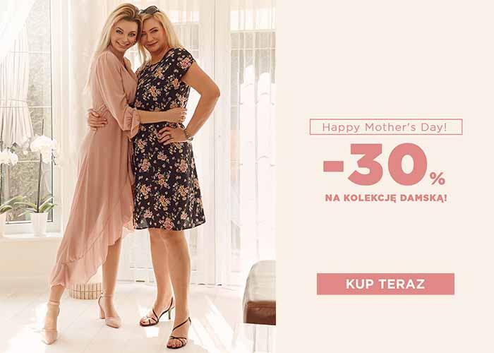 Happy Mother's Day! Odbierz do -30% na cały asortyment!