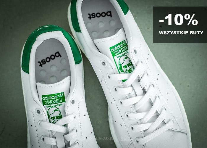 Wszystkie buty -10% w sklepie Footshop.pl. Odbierz kod