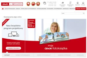 Cewe for Rossmann