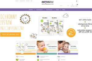 MomMe Baby Natural Care