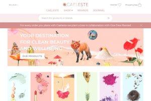 Caelestebeauty.com