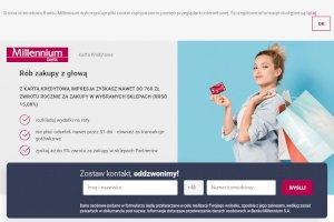 Millennium - Karta Kredytowa