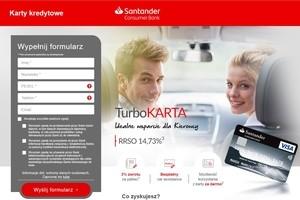 Santander - TurboKARTA