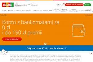 mBank Konto Intensive