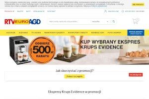 RTV EURO AGD Ekspresy Krups
