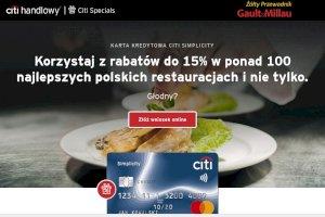 Citi Handlowy: Karta kredytowa