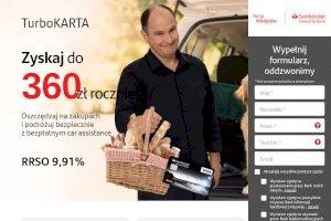 Santander Consumer Bank - Turbokarta